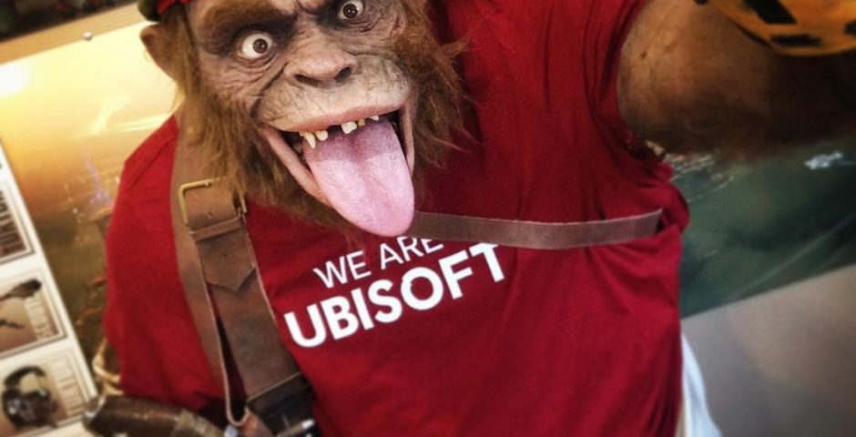 Knox: WeAreUbisoft